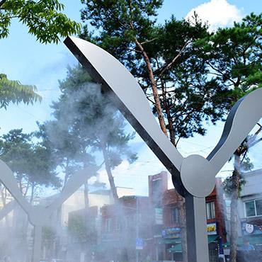 대덕구청 만남광장